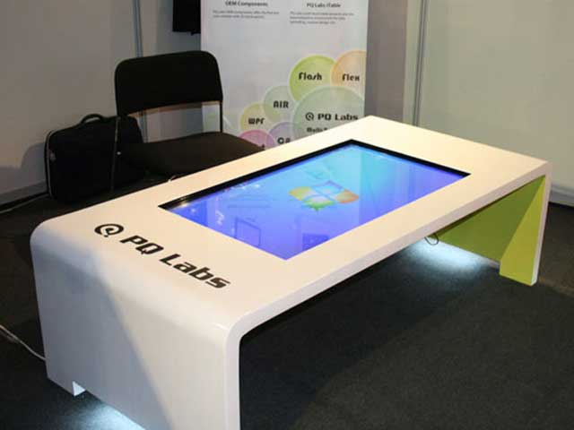 iTable 2010 at CeBIT