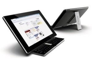 MetaTrend Smartbook with keyboard and stand