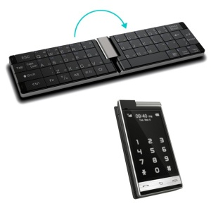 MetaTrend Smartbook's keyboard-phone