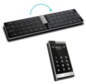MetaTrend Smartbook's keyboard-phone
