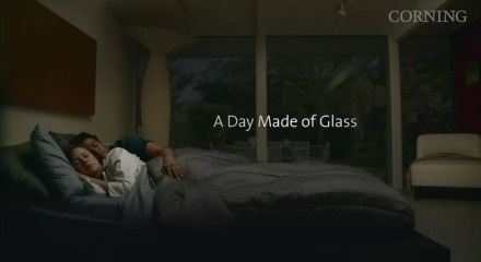 a world of glass